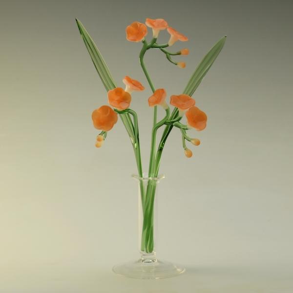 Freesia Orange Small