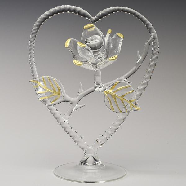 Rose Heart Gold